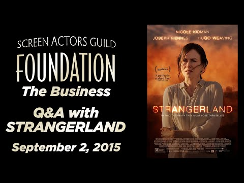 The Business: Q&A with STRANGERLAND