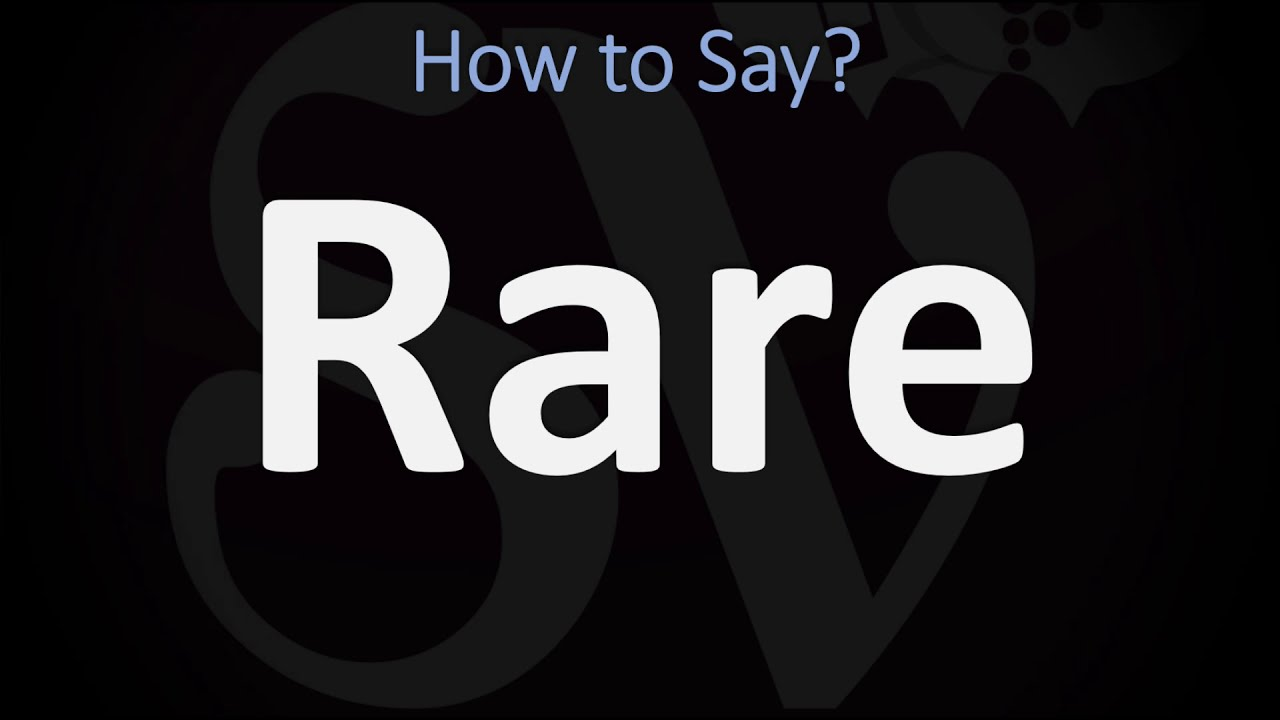 How to Pronounce Raw? (CORRECTLY)