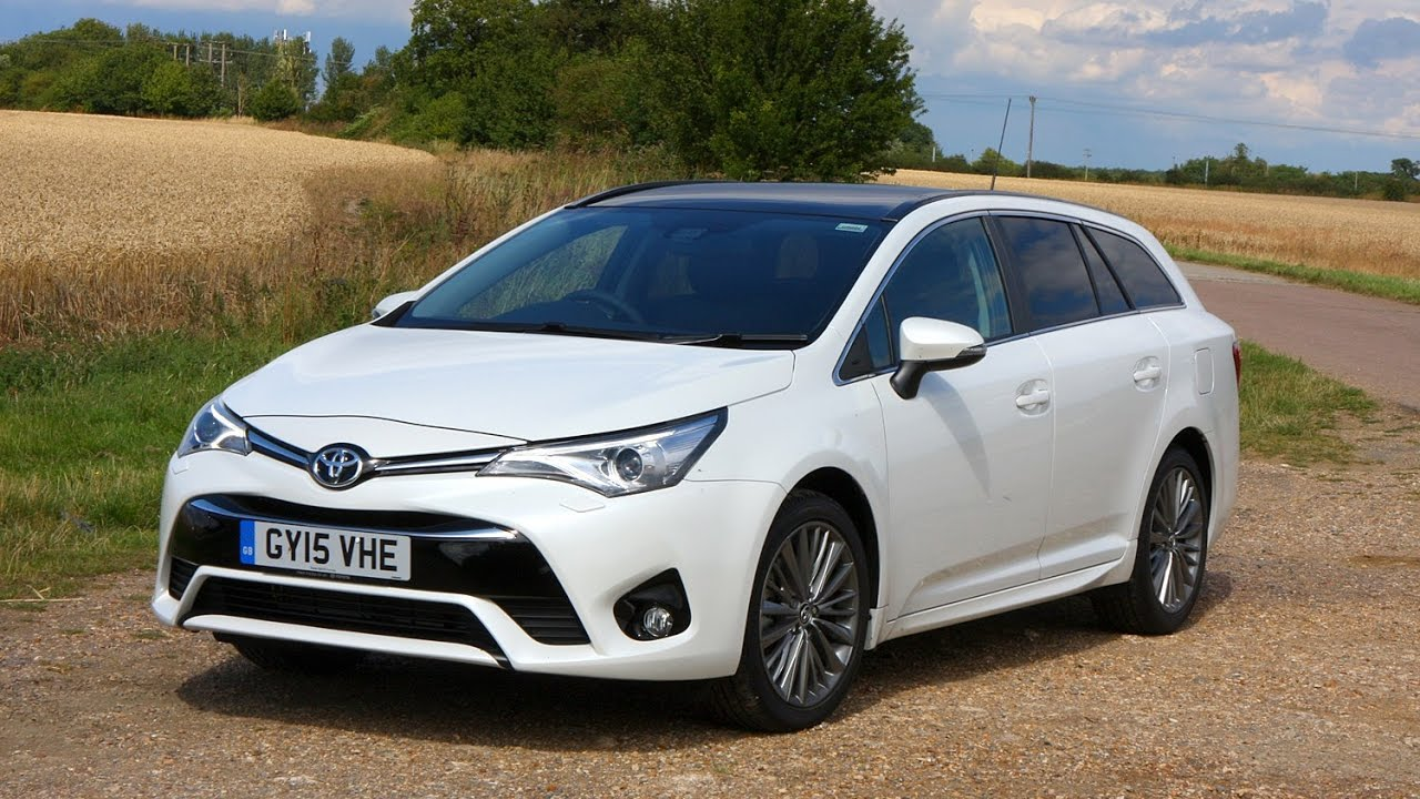 toyota avensis touring sports 2017 car review youtube. Black Bedroom Furniture Sets. Home Design Ideas