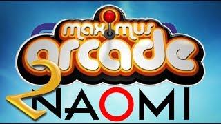 Tuto Maximus Arcade Sega NAOMI p/ 2
