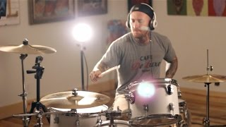 Cherub Rock - Smashing Pumpkins (Tayler Wooten Drum Cover)