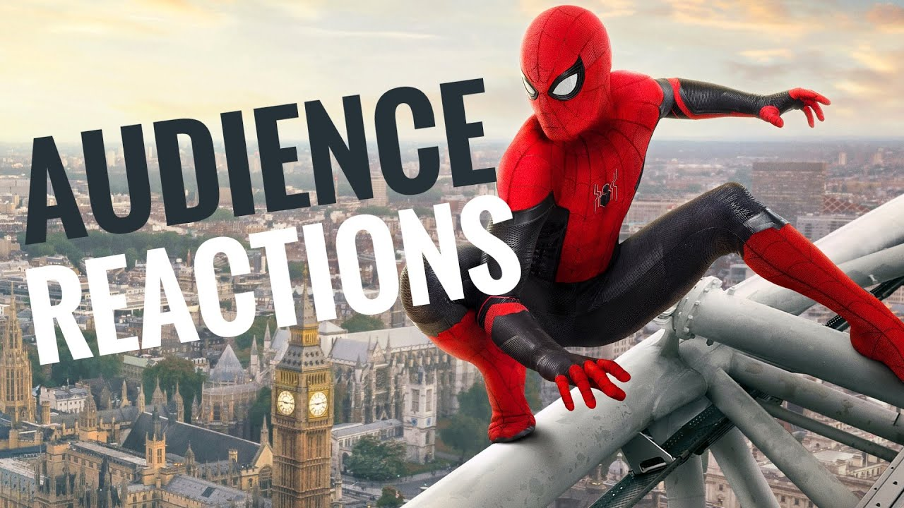 Spider-Man: Far From Home - Audience Reactions [SPOILERS]