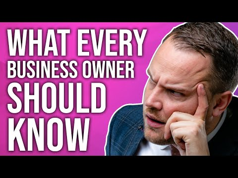 The Basics Of Business Management - What EVERY Business Owner Should Know