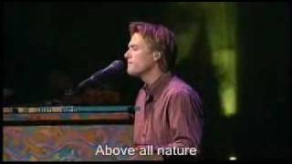 Michael W Smith - Above All LIVE - w/subtitles and lyrics