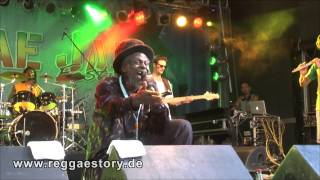 Prince Alla - 4/5 - Youthman In The Ghetto - Reggae Jam 2014