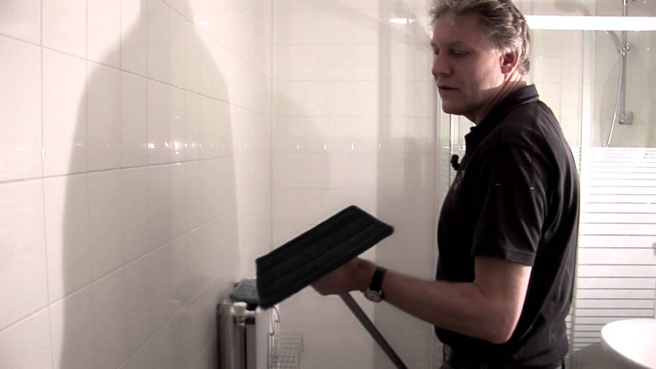 Tegels schoonmaken - YouTube