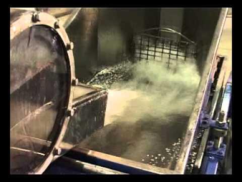 Переработка пластиковых отходов 150-200 кг/час.