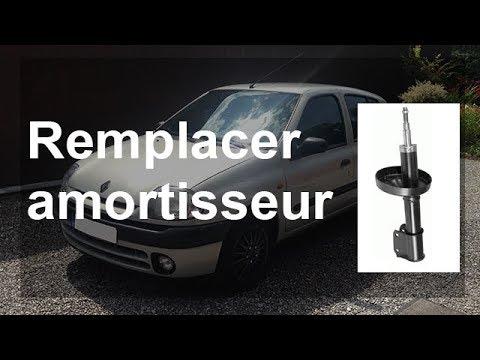 Remplacer Amortisseur Ressort Renault Clio 2