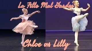 La Fille Mal Gardee: Chloe Lukasiak vs Lilliana Ketchman (2011 vs 2020) | Dance Moms