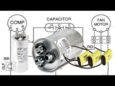 Capacitor Dual Como Reemplazarlo Aire Acondicionado