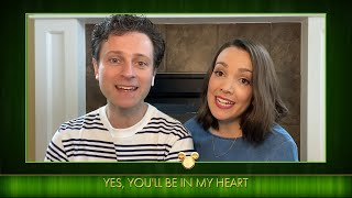 Disney on Broadway Performs 'You'll Be In My Heart' - The Disney Family Singalong: Volume II
