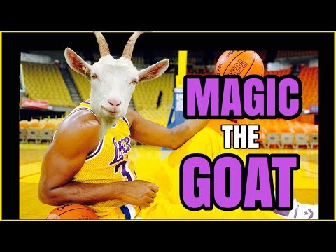 Why Magic Johnson Is The Greatest Ever (GOAT Series 7/9)