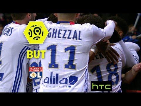 But Mathieu VALBUENA (48') / Olympique Lyonnais - Paris Saint-Germain (1-2) -  / 2016-17