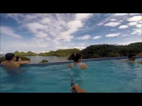 Perth Paradise (Sipalay Tower) and Campomanes Bay Philippines GoPro