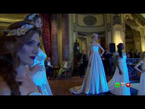 Al St. Regis Roma la nuova collezione Bridal firmata Atelier Curti - Abstract - www.HTO.tv