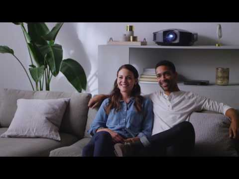 Step-up up your Entertainment with a Projector