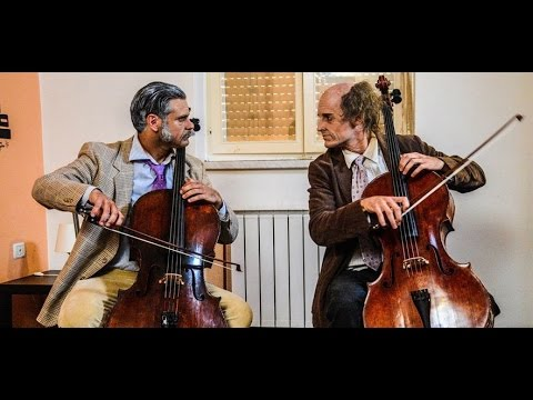 2CELLOS - Wake Me Up - Avicii [OFFICIAL VIDEO]