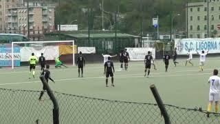 Serie D Girone E Ligorna-Real Forte Querceta 1-1