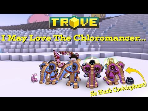 Trove: CHLOROMANCER ACTUALLY GOOD?!