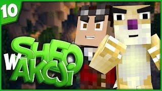 Sheo w Akcji #10 - SID SIE UPIŁ! / Drollercaster / Minecraft Survival / Mody