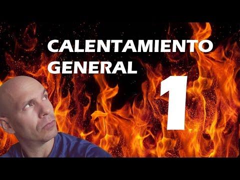 Calentamiento General 1| Rodolfo Morales