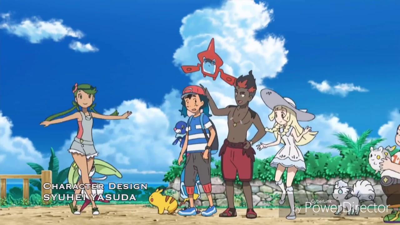 Pokémon La Série Soleil Et Lune Ultra Aventures Générique Français 1080p Hd