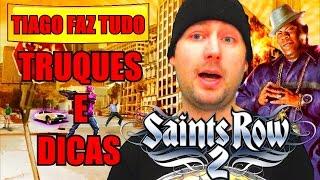 Truques e dicas#2 SAINTS ROW 2 (PS3)