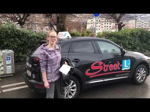 Bravo Morgane Permis De Conduire Réussi Avec Street L Auto école 079 666 33 50