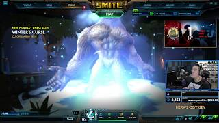 Smite TOP 5 ULTIMATE ABILITIES