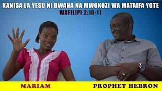 ALIYEKUWA MWENYEKITI WA WACHAWI NA WAGANGA SASA AOKOKA! - PROPHET HEBRON