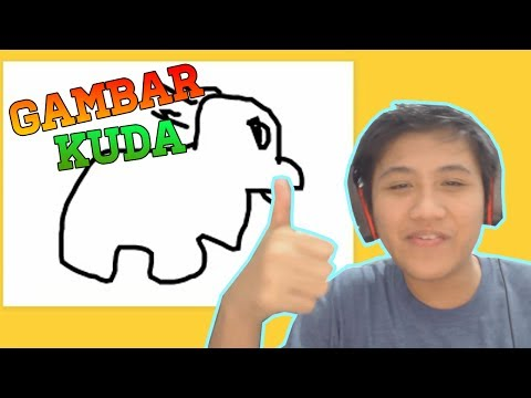 TEST BAKAT GAMBAR! | Google Quick Draw