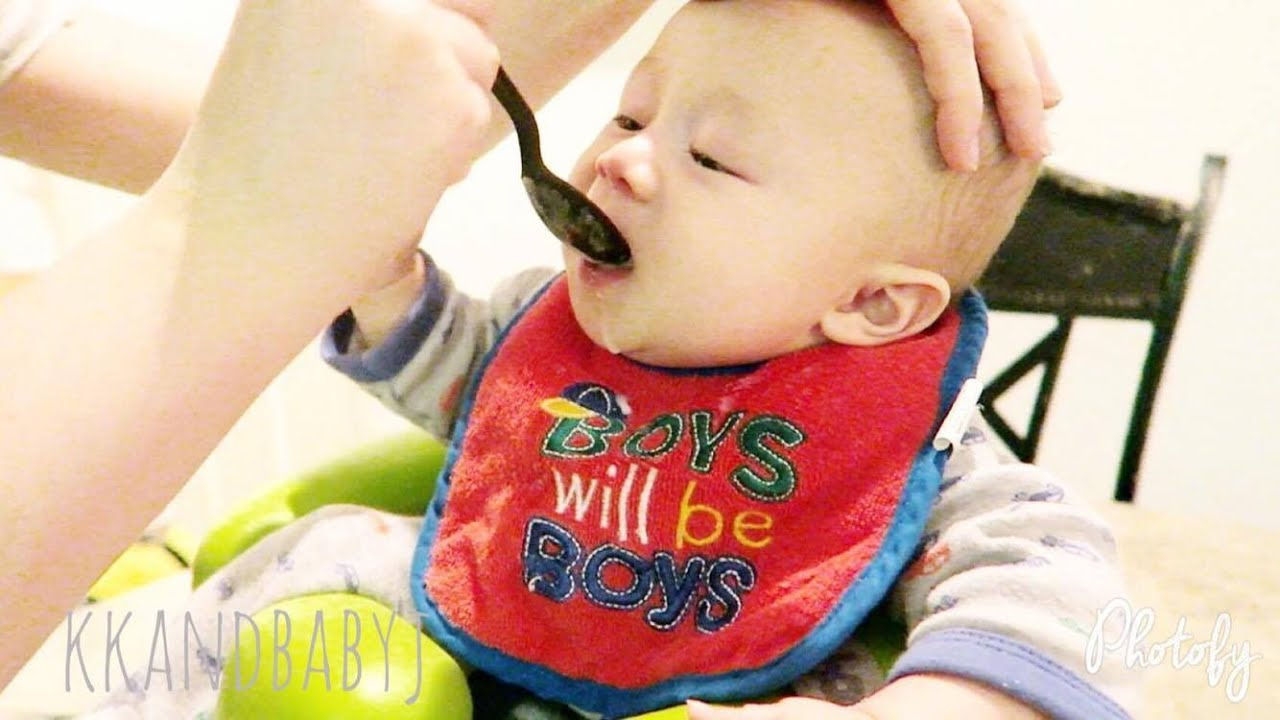 how to make rice cereal for baby first time