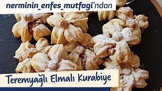 Nermin'in Enfes Mutfağından Teremyağlı Elmalı Kurabiye Tarifi