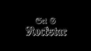 Set G - ROCKSTAR