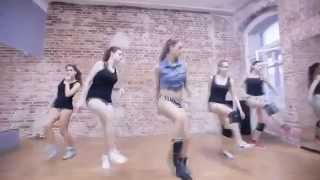 Sexy Russian Twerk Team Choreography  by cino
