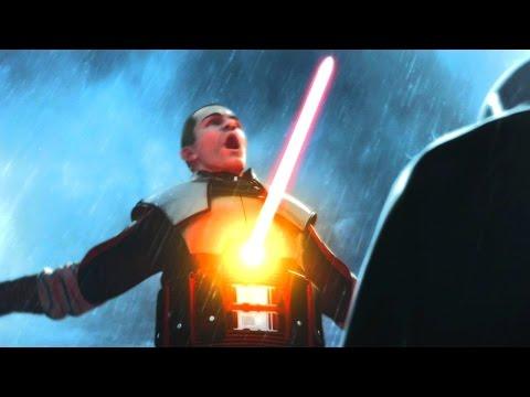Star Wars: The Force Unleashed 2  Dark Side Ending