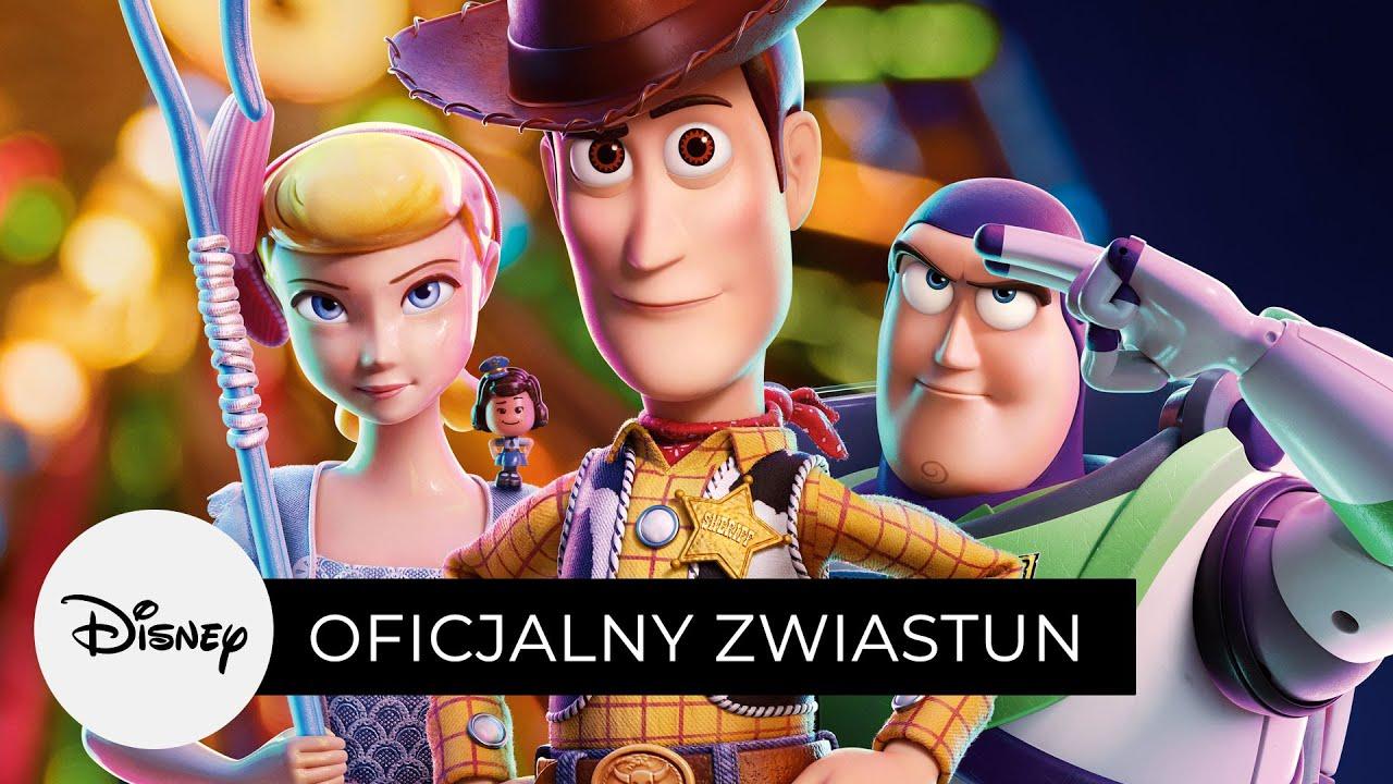 Toy Story 4 - zwiastun #2