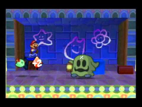 shy guy's toy box walkthrough 3