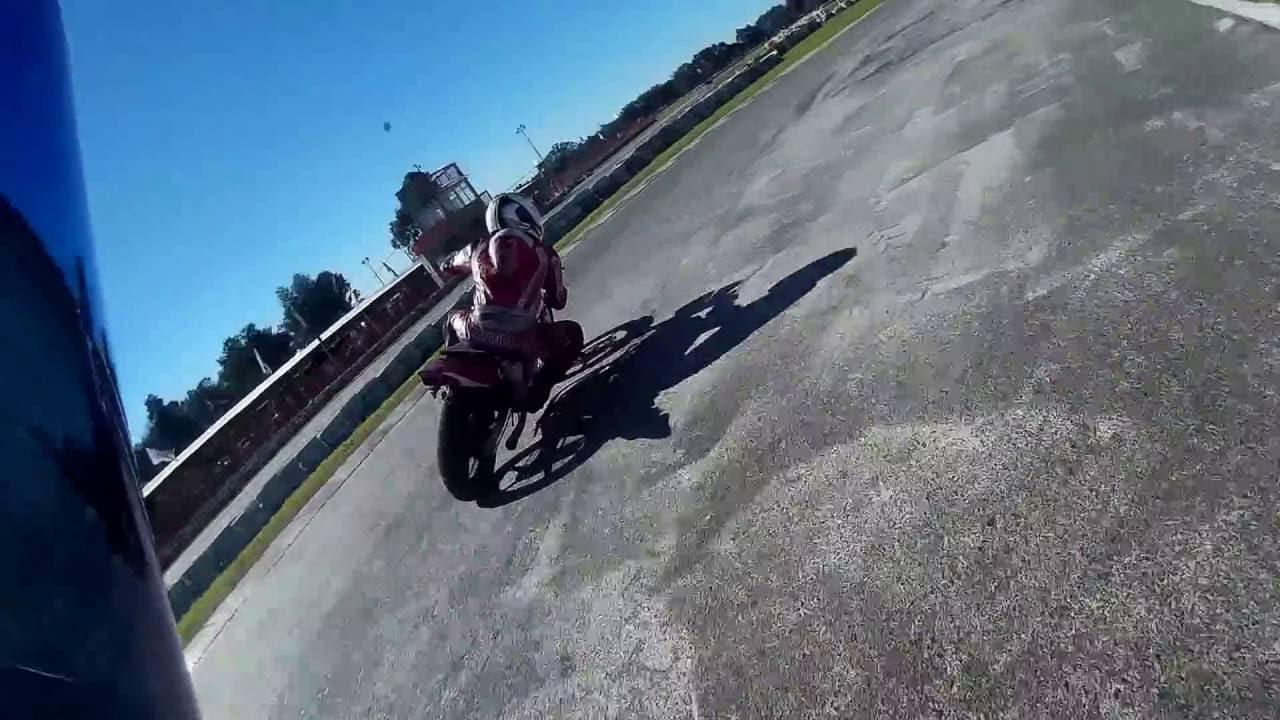 Circuito Zarate : Lanzaron el circuito zarate alerta
