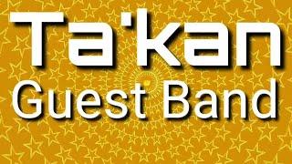 Ta'kan | Guest Band | Lirik | HD