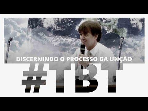 MEVAM OFICIAL - DISCERNINDO O PROCESSO DA UNÇÃO - #TBT - Luiz Hermínio