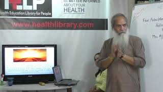 Help Talk : Five Principles of Reiki for Holistic Life by  Mr. Ajit Telang