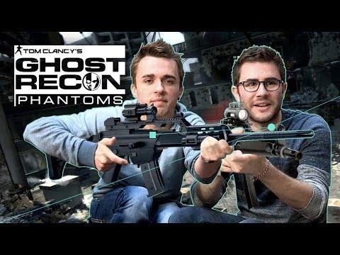 Ghost Recon Phantoms - Le jeu de tir gratuit !