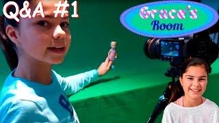 Q&A #1 | Grace's Room