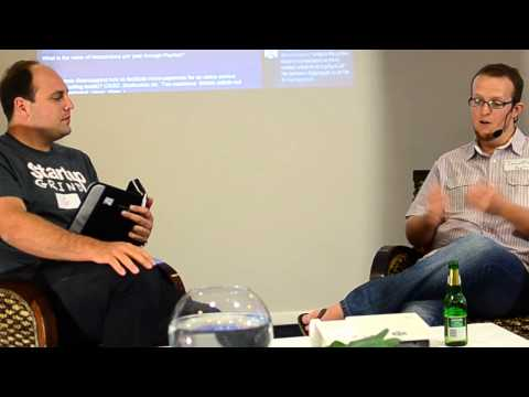Jonathan Smit (PayFast) at Startup Grind Cape Town