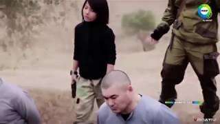 ШОКИРУЮЩИЕ ВИДЕО! Боевики 'ИГИЛ' учат убивать детей Новости  РОССИЯ США ЕВРОПА СИРИЯ ВОЙНА