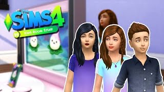 The Sims 4 Kids Room Stuff || Clothing Overview