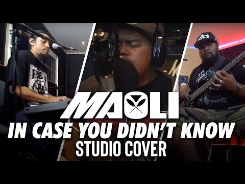 "In Case You Didn't Know - Brett Young ""Maoli Cover"""