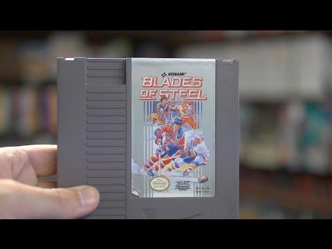 Blades of Steel (NES) - James & Doug