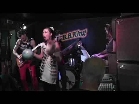Pasportny Stol & Ozma Nagatovna In B.B. King Club - Сова И Глобус